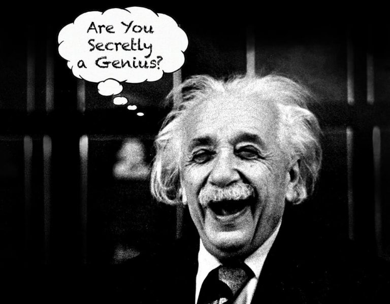 Afla ce te impiedica sa-ti vezi genialitatea
