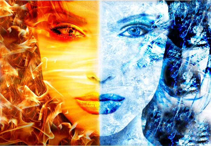 Esti o femeie rece sau emotionala?