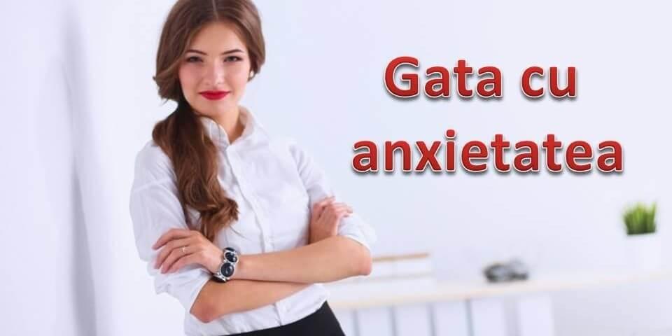 de la anxietate la siguranta